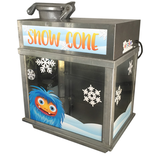machine a snow cone Aérofun